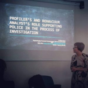 1st Bio-Forensic International Meeting